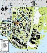 Campus Map sample