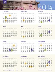 UW Calendar