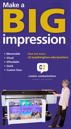 Large format poster printing
