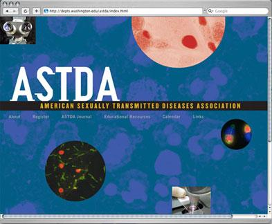 American Sexually Transmitted Diseases Association website