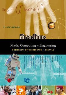 Directions, Math, Computing + Engineering