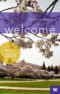 Admissions Welcome Booklet