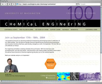 Chemical Engineering website