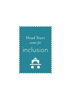 Head Start Center for Inclusion logo