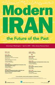 Modern Iran, the Future of the Past poster