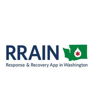 RRAIN app logo