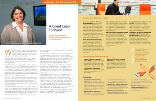UW-IT 2012 Annual Report