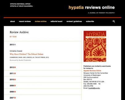 Reviews archive