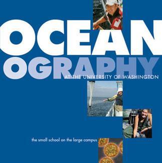 Oceanography brochure
