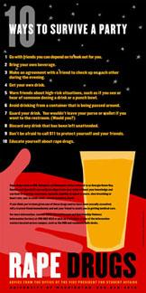 10 Ways to Survive a Party