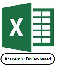 Academic: Dollar-based