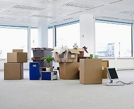 picture of an office move