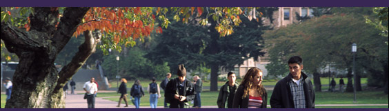 UW Campus Photo